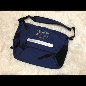 Patagonia Messenger Blue Extra Large Bag
